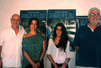 Gustavo Bueno indica que falta mayor apoyo al cine nacional