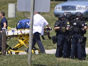 EE.UU: Tiroteo en universidad de Kentucky deja dos muertos y un herido
