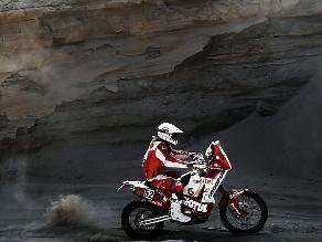 Dakar: Felipe Ríos sigue siendo el mejor peruano en motos tras etapa 11