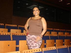 Eva Ayllón: me da nervios cantar en el Gran Teatro Nacional
