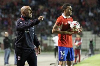 Chile venció 2-1 a Senegal en debut de Jorge Sampaoli