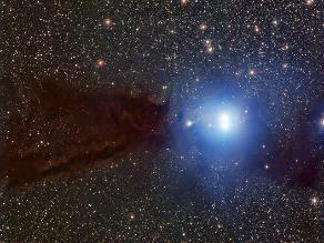 Astrónomos logran la mejor foto de una guardería de estrellas