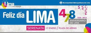 Inicio de actividades de la Gerencia de Cultura de municipio de Lima