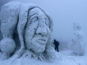 ´El Reino de Nieve 2013´ se instaló en República Checa