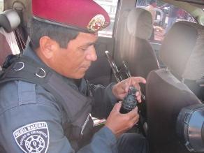 Tumbes: Hallan 22 granadas de guerra en ómnibus interprovincial