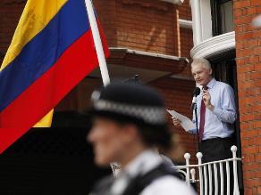 Situación de Assange es una brutalidad, según Baltasar Garzón