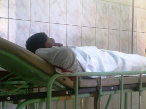 Hombre al que se le cercenó el pene fue trasladado a hospital de Arequipa