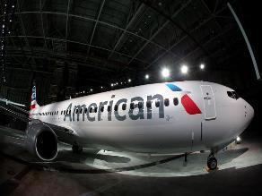 American Airlines muestra nueva imagen al mundo