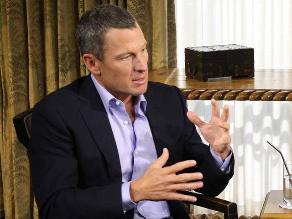 Lance Armstrong: Era imposible ganar los Tours de Francia sin doparme