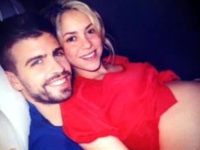 Shakira y Piqué programan nacimiento de su hijo para la próxima semana