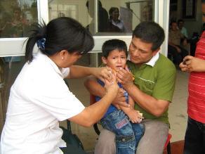 Muertes por sarampión se redujeron un 71%, según OMS