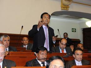 Fujimorista Díaz Dios pide investigación sobre caso de Marisol Espinoza