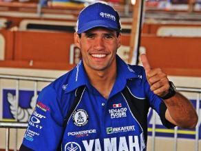 Ignacio Flores hace historia y termina el Rally Dakar en octavo lugar