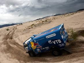 Eduard Nikolaev se proclamó ganador de camiones en el Rally Dakar