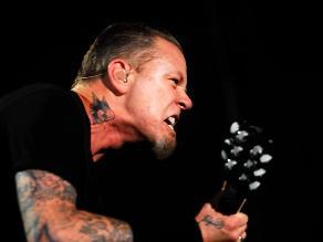Metallica estrenará película en 3D