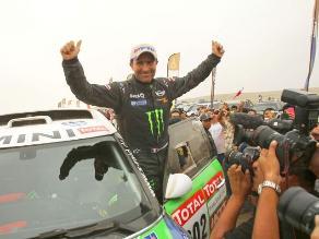 Stéphane Peterhansel, una historia llena de triunfos en el Rally Dakar