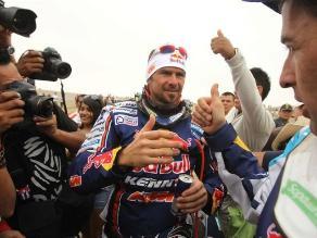 Dakar 2013: Cyril Despres se proclama campeón en motos tras última etapa