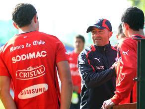 Jorge Sampaoli satisfecho con rendimiento de Chile tras goleada a Haití