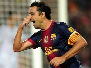 Xavi Hernández desea seguir ganándolo todo con el Barcelona