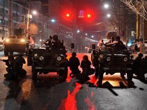 Comando de defensa se prepara contra cualquier infiltración en Seúl