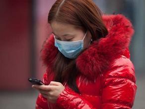 China en tinieblas por contaminación