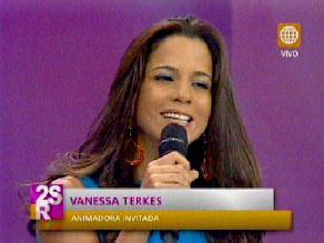 Vanessa Terkes estuvo nerviosa en su debut ante ´Dos sapos, una reina´