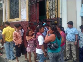 Iquitos: Indígenas impiden ingreso de regidores a oficina municipal