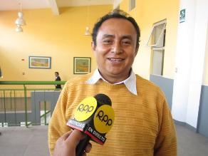 Cajamarca: Gregorio Santos critica renovación de contrato con telefónica