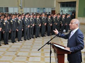 Pedraza anuncia creación de frentes policiales en zonas mineras