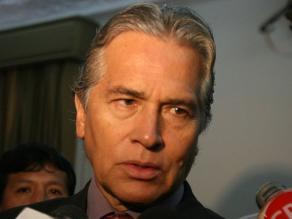Vladimiro Huaroc llegará a Tacna para evaluar conflictos mineros