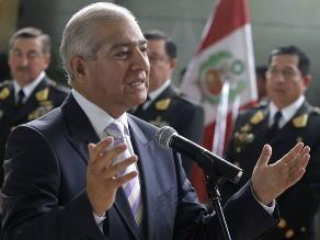 Pedraza anuncia cambios en Inspectoría de la Policía