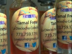 Puertorriqueña crea perfumes con esencias de comidas mexicanas