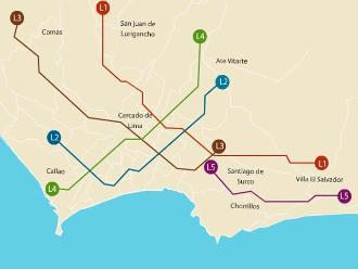 Conozca el nuevo proyecto de transporte público para el 2020 en Lima