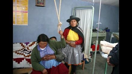 Más de 1.200 partos verticales atendió la Maternidad de Lima