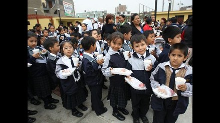 Casma: Denuncian que desayuno de Qali Warma provoca vómitos y diarreas