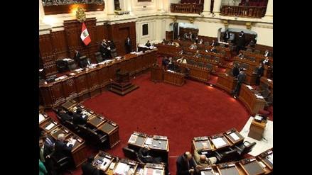 Bancadas parlamentarias plantean reforma para restaurar bicameralidad