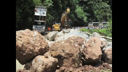 Se restablece tránsito en la ruta Tingo María-Huánuco