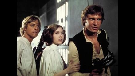 George Lucas confirma negociaciones con protagonistas de Star Wars