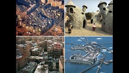 Las cinco ciudades más extrañas del mundo