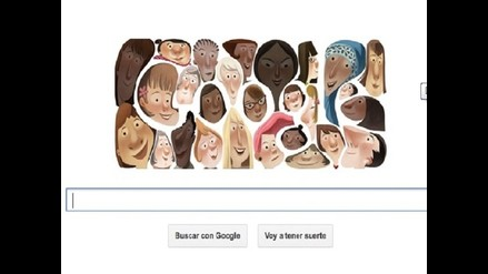 Día Internacional de la Mujer es celebrado con colorido doodle por Google