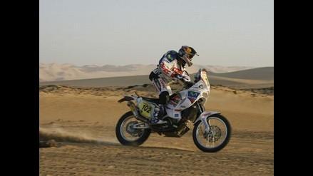 Francisco López se suma al equipo oficial de KTM para el Dakar 2014