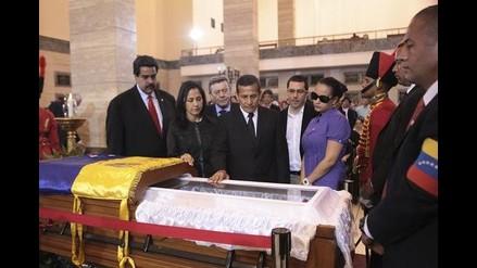 Áncash: Declaran duelo de 48 horas por muerte de Hugo Chávez
