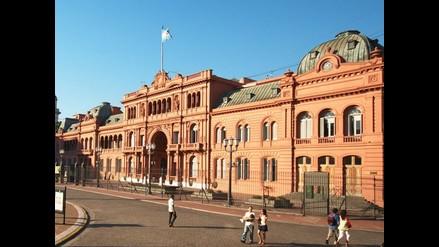Apagón en la Casa Rosada por déficit de energía en Argentina