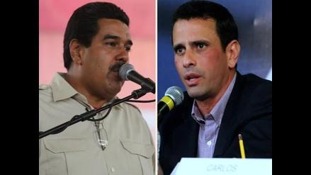 Maduro gana en mayoría de encuestas y una da triunfo a Capriles