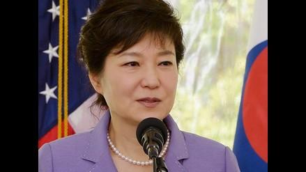 Presidenta surcoreana se disculpa por agresión sexual de su portavoz en EEUU