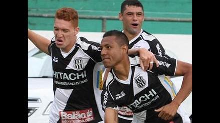 Luis Ramírez en todo el partido no pudo evitar la derrota del Ponte Preta