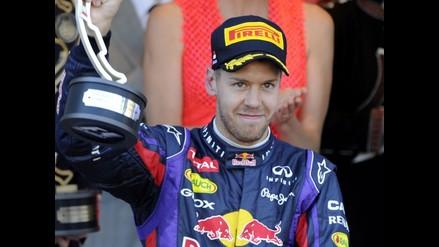 Sebastian Vettel tras GP de Mónaco: Estoy contento con el resultado