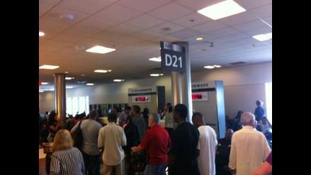 Explosión en aeropuerto de Atlanta no dejó heridos