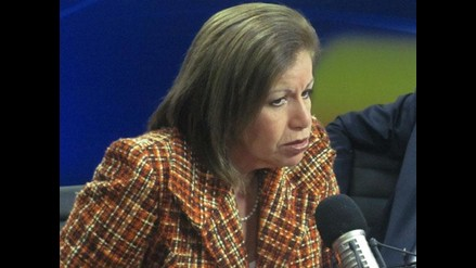 Lourdes Flores Nano no descarta frente entre el PPC y el Apra en el futuro