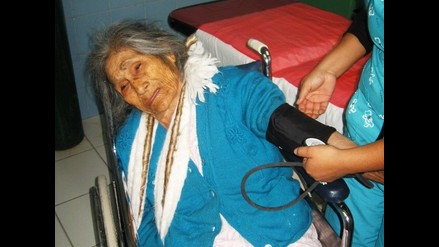 Otuzco: Anciana necesita urgente apoyo para atención médica